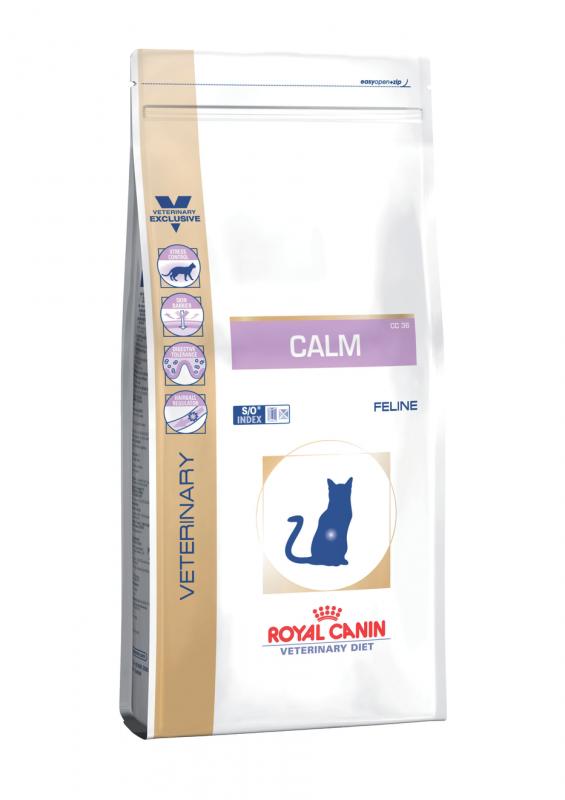Royal Canin Veterinary Diet Cat Calm 2 Kg
