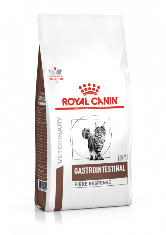 Royal Canin Veterinary Diet Cat Fibre Response 2 Kg