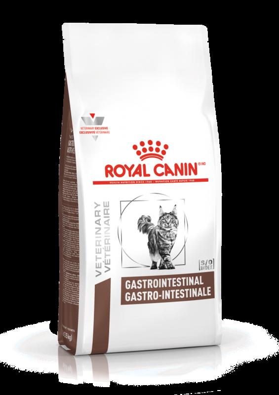 Royal Canin Veterinary Diet Cat Gastrointestinal 2 Kg