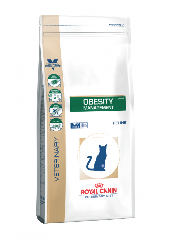 Royal Canin Veterinary Diet Cat Obesity 6 Kg