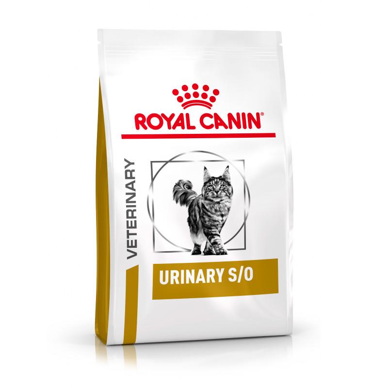 Royal Canin Veterinary Health Nutrition Cat Urinary S/O 3.5 Kg